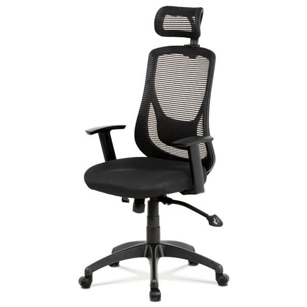 Kancelářská židle GEORGE černá 1