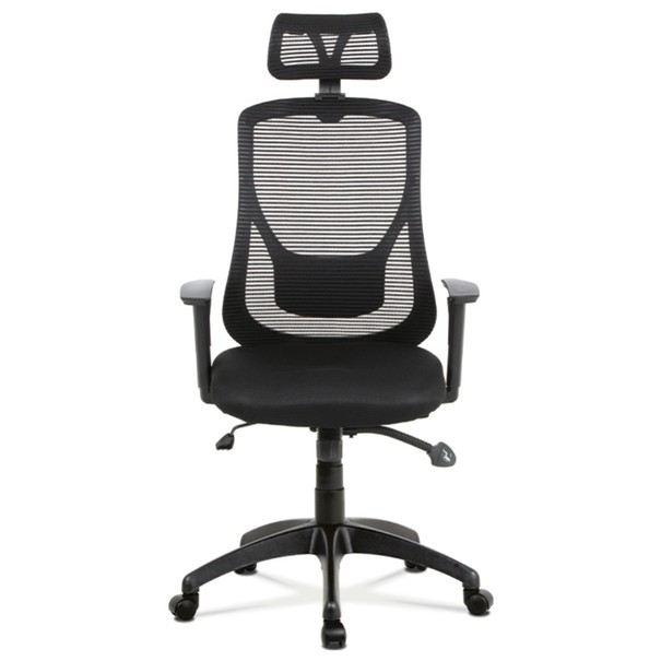 Kancelářská židle GEORGE černá 2