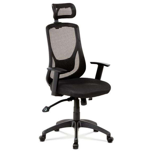Kancelářská židle GEORGE černá 6