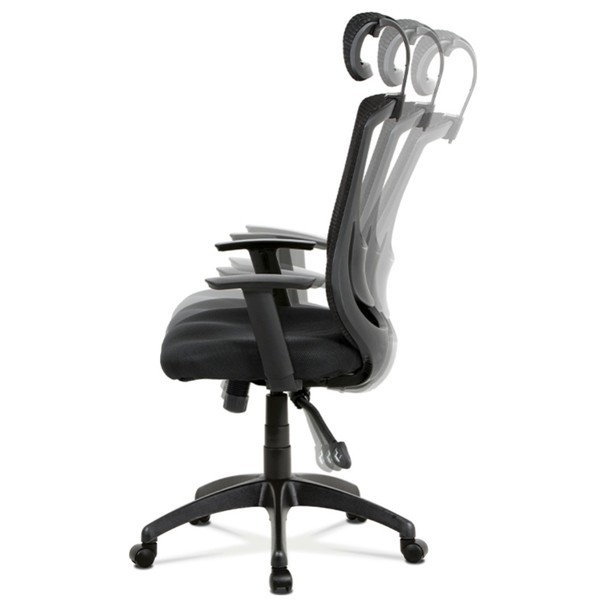 Kancelářská židle GEORGE černá 8