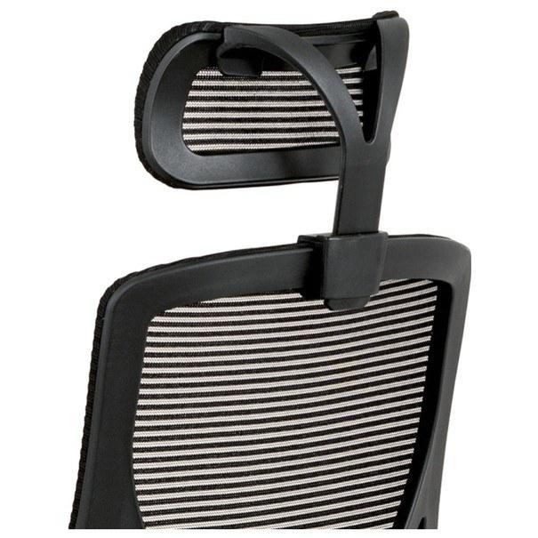 Kancelářská židle GEORGE černá 11