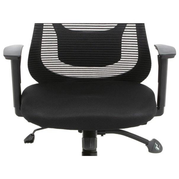 Kancelářská židle GEORGE černá 14