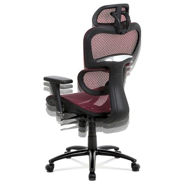 Kancelářská židle GERRY červená 5