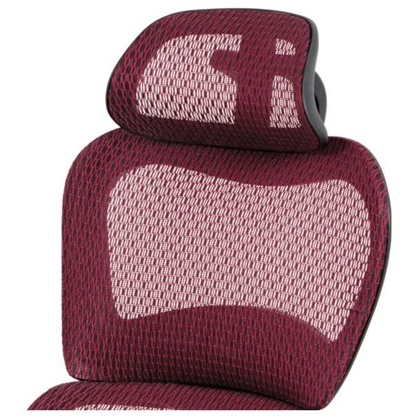 Kancelářská židle GERRY červená 9