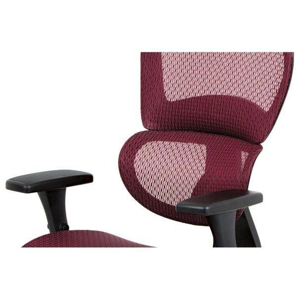 Kancelářská židle GERRY červená 16