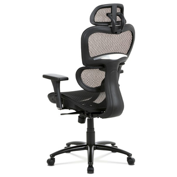 Kancelářská židle GERRY černá 4