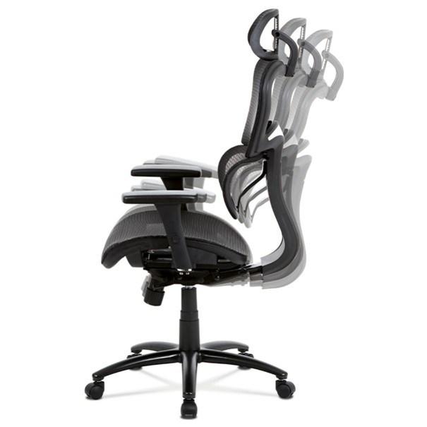 Kancelářská židle GERRY černá 6