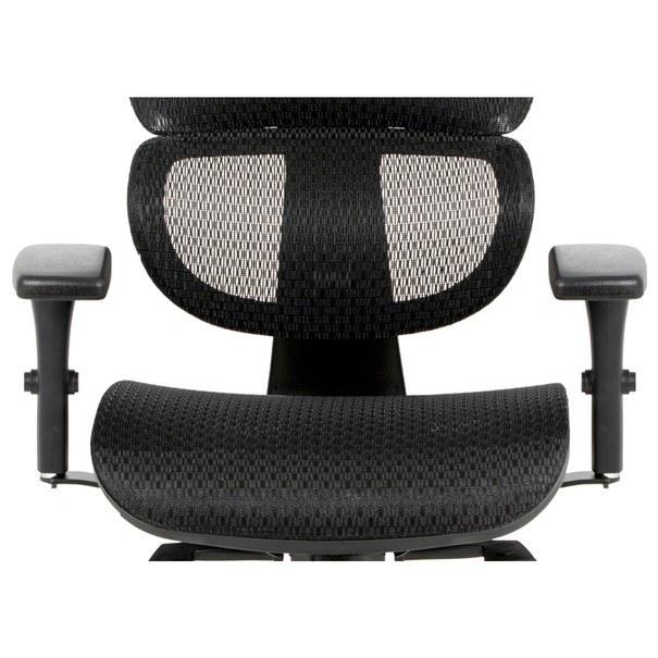 Kancelářská židle GERRY černá 11