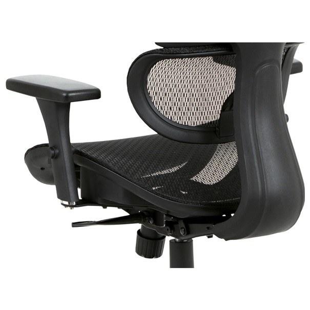Kancelářská židle GERRY černá 13