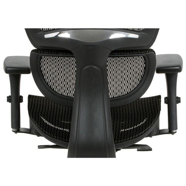 Kancelářská židle GERRY černá 14