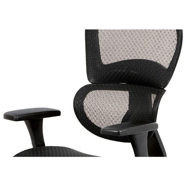 Kancelářská židle GERRY černá 16