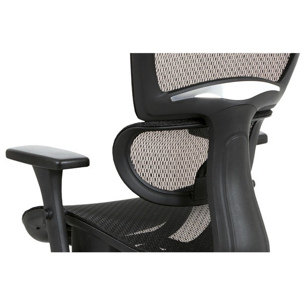 Kancelářská židle GERRY černá 17