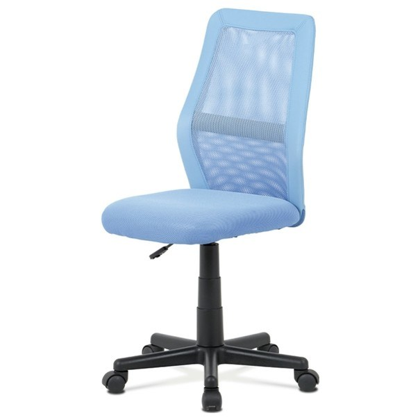 Kancelářská židle GLORY modrá 1