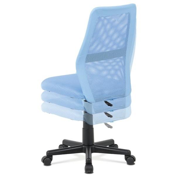 Kancelářská židle GLORY modrá 2