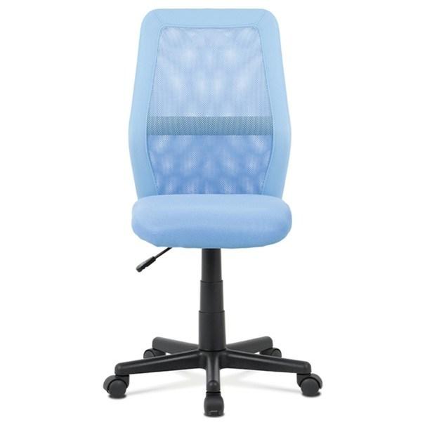 Kancelářská židle GLORY modrá 3