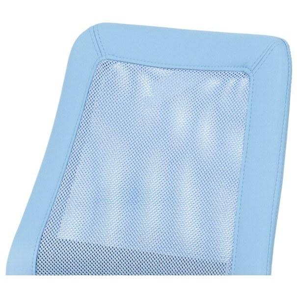 Kancelářská židle GLORY modrá 4