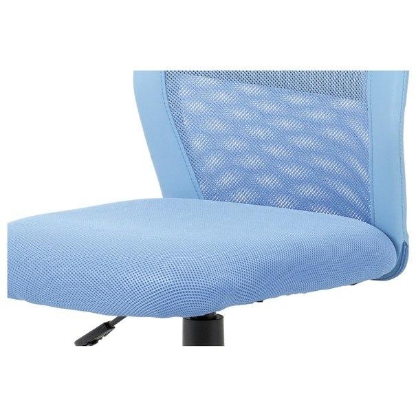 Kancelářská židle GLORY modrá 5