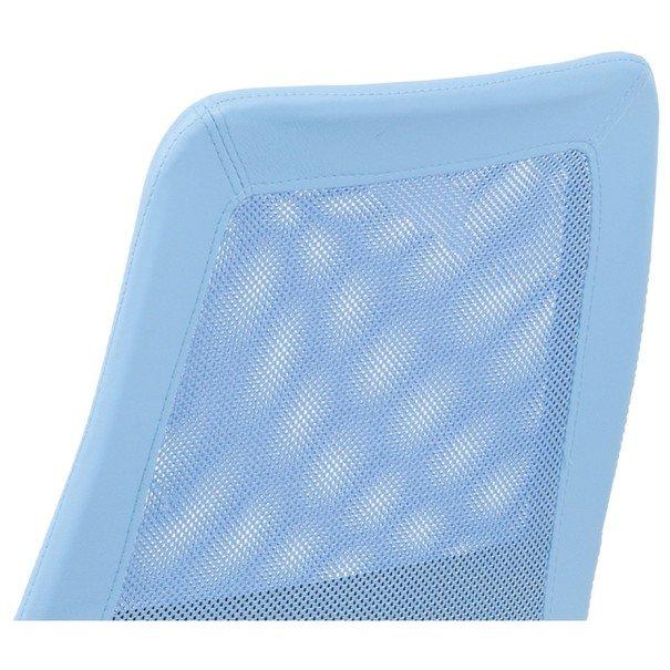 Kancelářská židle GLORY modrá 6