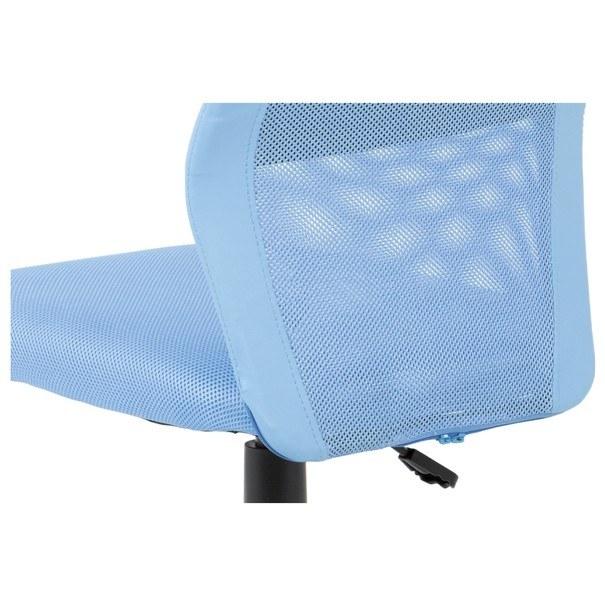 Kancelářská židle GLORY modrá 7