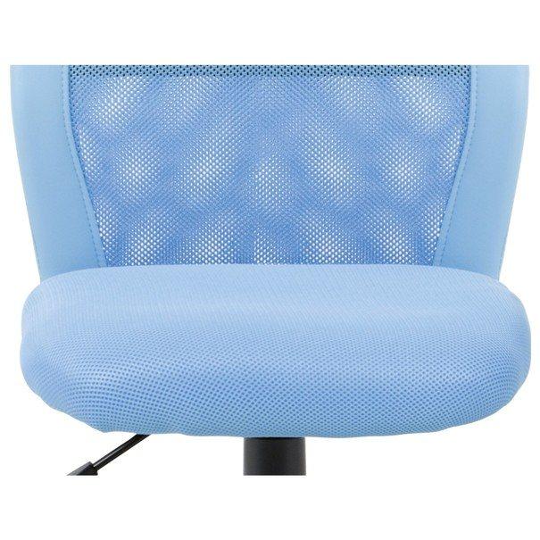 Kancelářská židle GLORY modrá 9
