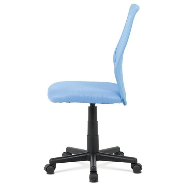 Kancelářská židle GLORY modrá 11