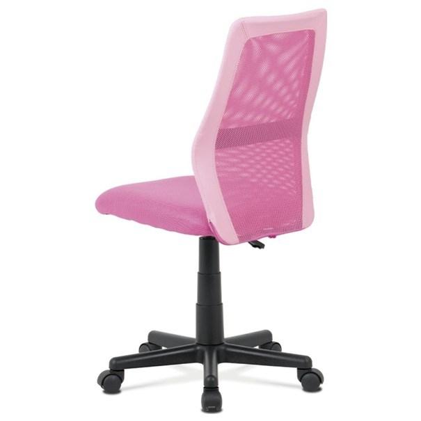 Kancelářská židle GLORY růžová 10