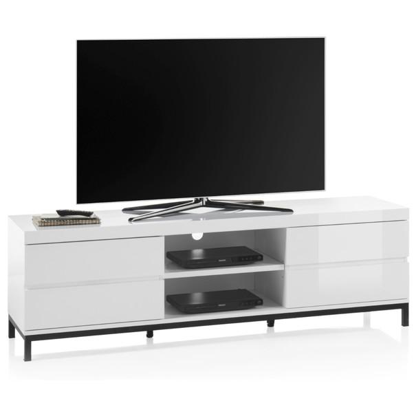 TV stolek GORDON bílá 4