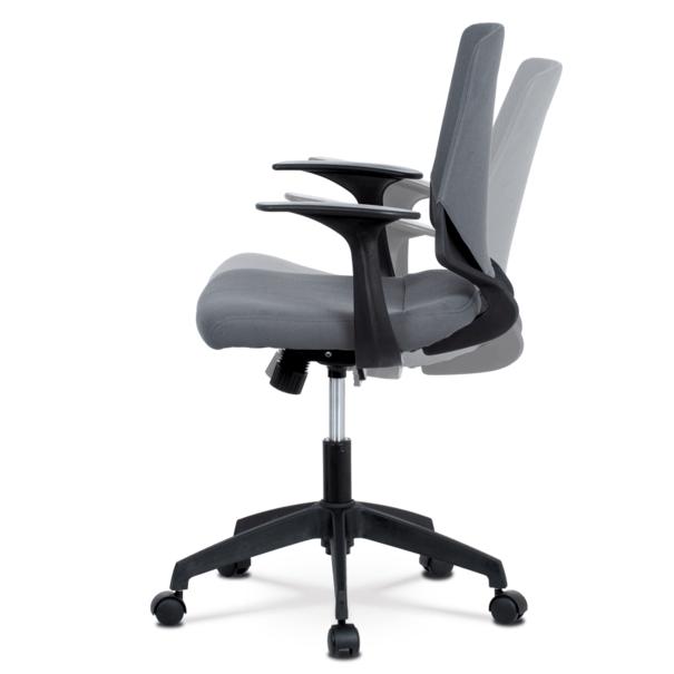 Kancelářská židle GORO šedá 7