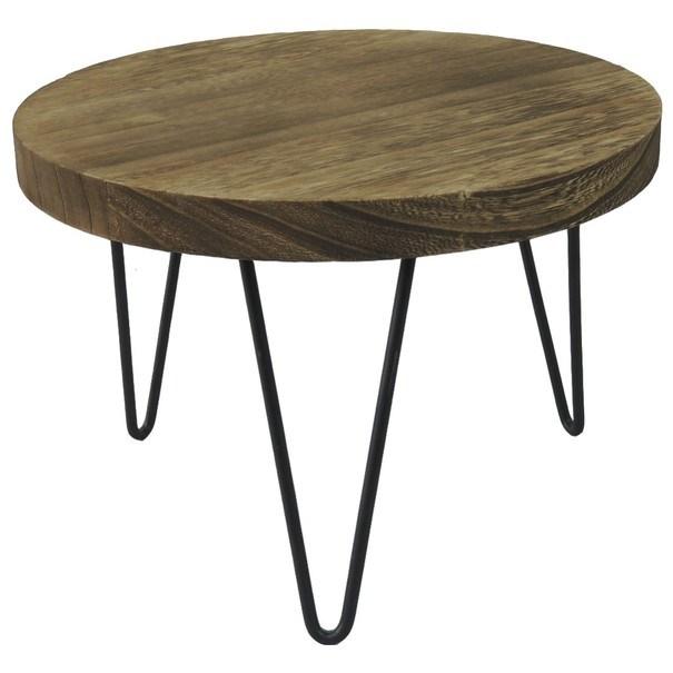 Přístavný stolek GREG 1 pavlovnie/kov 1