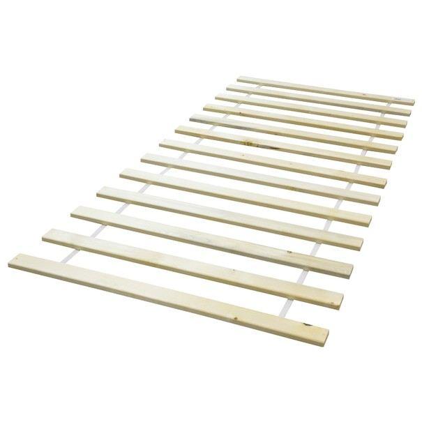 Rolovací laťkový rošt GRID 90x200 cm 1