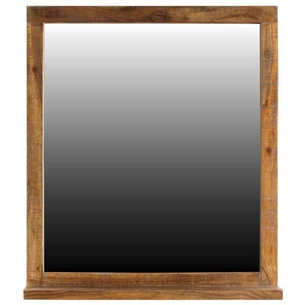 Zrcadlo GURU FOREST akácie 1