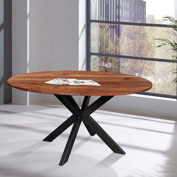 Jedálenský stôl GURU FOREST akácia 2