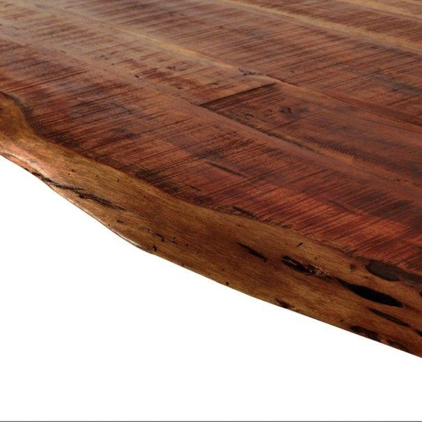 Jedálenský stôl GURU FOREST, akácia, 140 cm 3