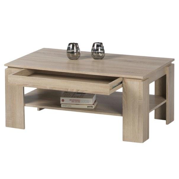 Konferenční stolek HARRISON dub sonoma 1