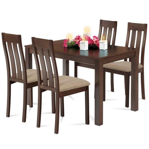 Jídelní stůl  HARRY ořech 2