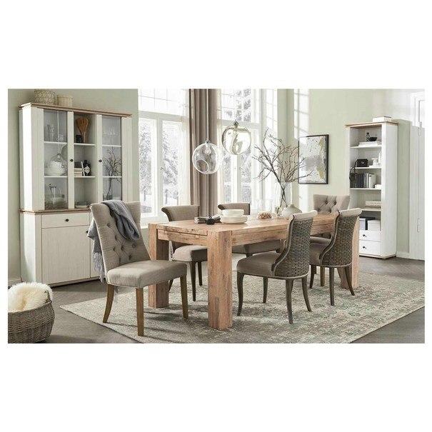 Jídelní židle HENNIG šedá 2