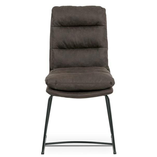 Jídelní židle HERMINA hnědá 2