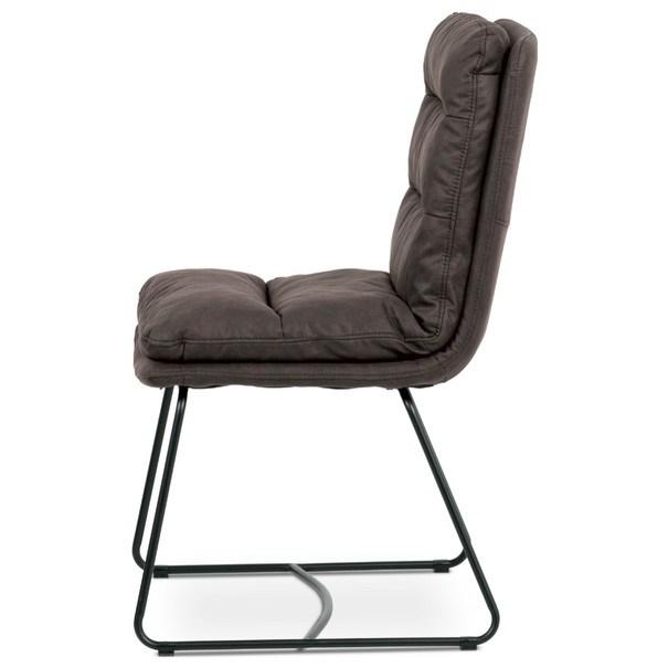 Jídelní židle HERMINA hnědá 3