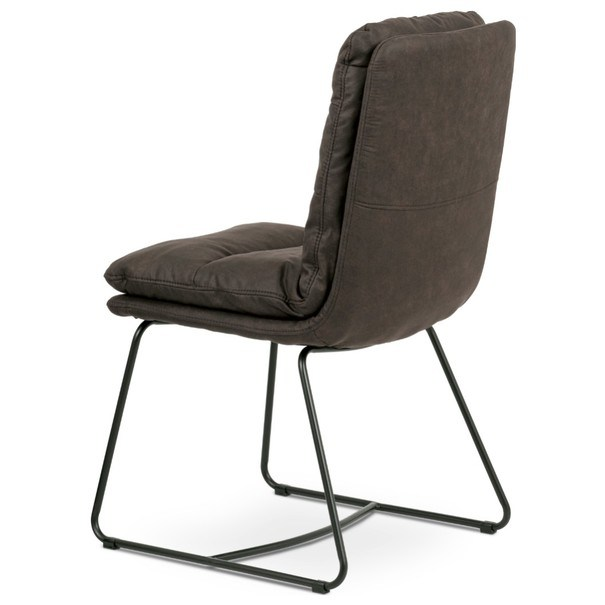 Jídelní židle HERMINA hnědá 4
