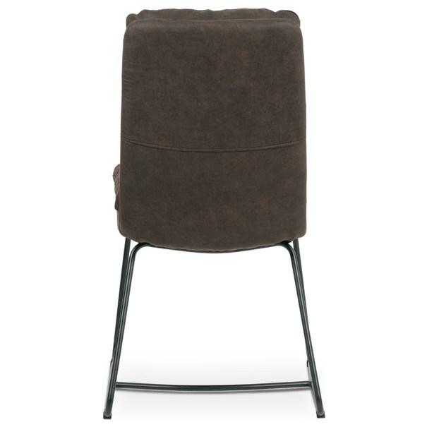 Jídelní židle HERMINA hnědá 5