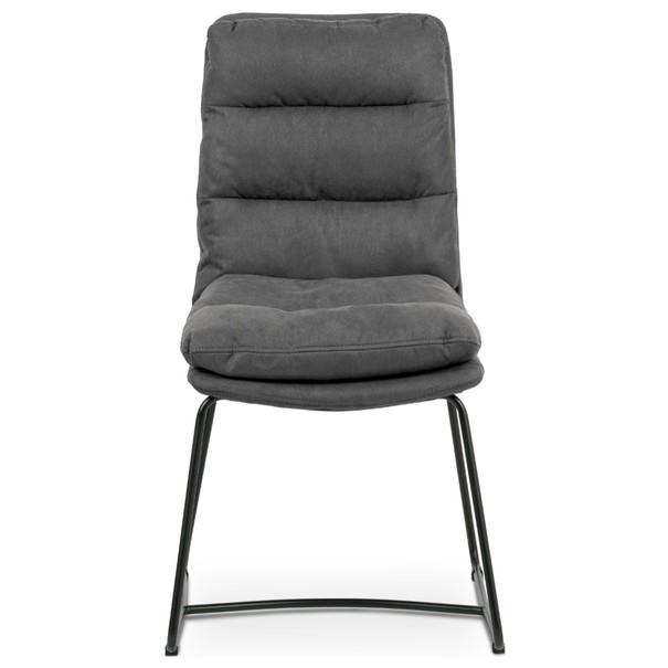Jídelní židle HERMINA šedá 2