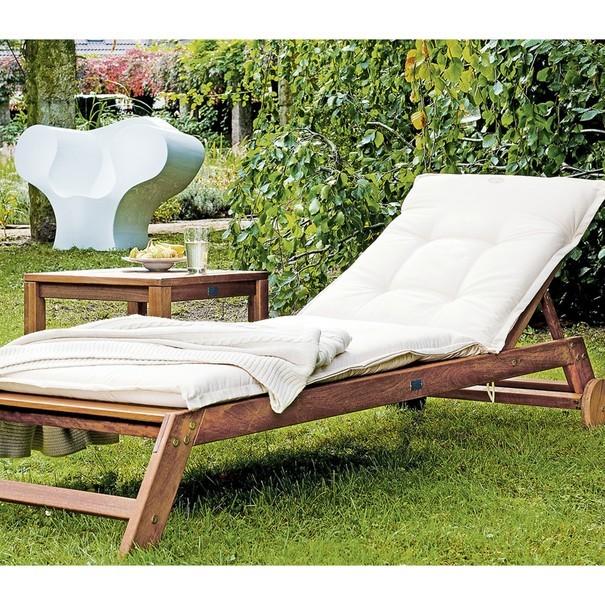 Zahradní stolek  HOLSTEIN eukalyptus 2