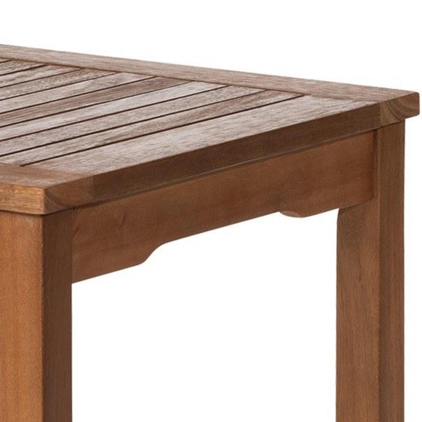 Zahradní stolek  HOLSTEIN eukalyptus 4