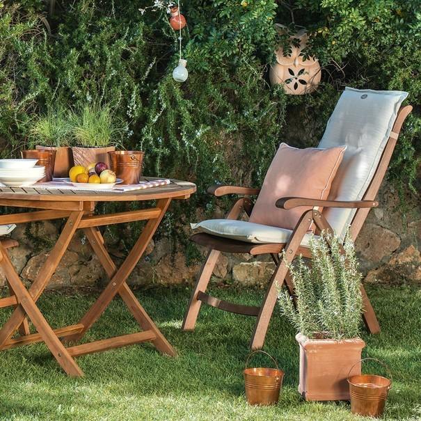 Polohovací židle HOLSTEIN eukalyptus 2