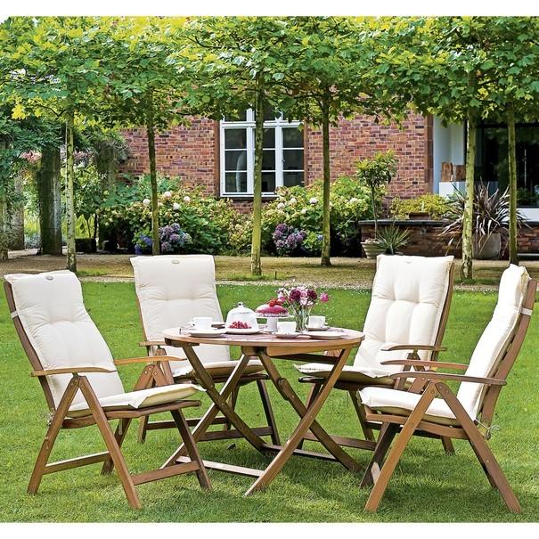 Polohovací židle HOLSTEIN eukalyptus 6