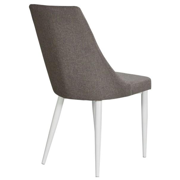 Jídelní židle HOWARD šedá 5