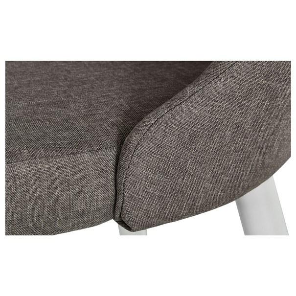 Jídelní židle HOWARD šedá 6