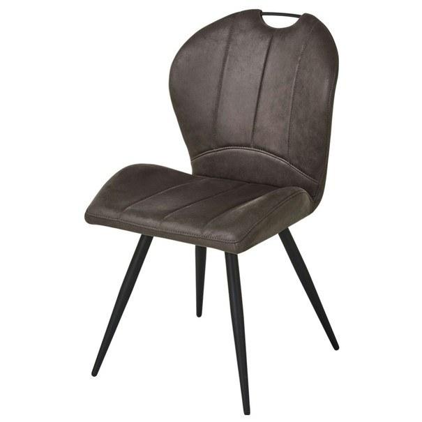 Jídelní židle INGO tmavě šedá 1
