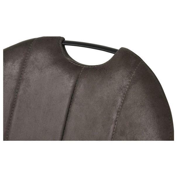 Jídelní židle INGO tmavě šedá 2