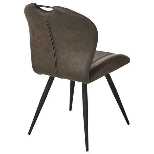 Jídelní židle INGO tmavě šedá 5